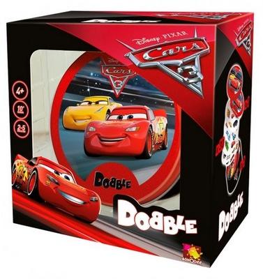 DOBBLE : CARS Gioco da Tavolo