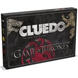 CLUEDO GAME OF THRONES Gioco da Tavolo