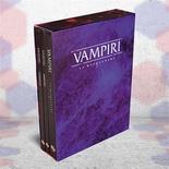 VAMPIRI LA MASQUERADE 5a ED. : SLIP CASE Accessorio Gioco di Ruolo