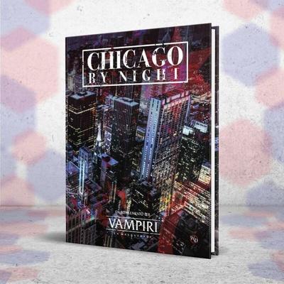 VAMPIRI LA MASQUERADE 5a ED. : CHICAGO BY NIGHT Espansione Gioco di Ruolo