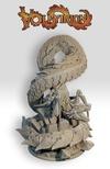 VOLFYIRION : MINIATURA DRAGO (Kickstarter Edition) Espansione Gioco da Tavolo