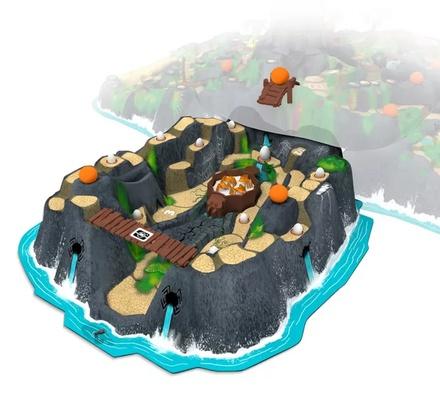 L'Isola di Fuoco: Bagni di Ragni