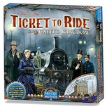 TICKET TO RIDE : UNITED KINGDOM (& PENNSYLVANIA) Espansione Gioco da Tavolo Italiano