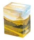 Deck Case Box 80+ Ultimate Guard Magic LANDS EDITION PLAINS PIANURA  Porta Mazzo