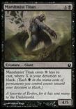 Marshmist Titan
