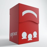 Deck Box KEYFORGE GEMINI RED BOX Porta Mazzo