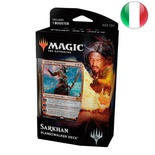 Mazzo Magic Planeswalker SARKHAN SET BASE 2019 CORE SET Italiano Deck