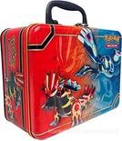 Pokemon Scrigno da Collezione Edizione Limitata Italiano Mazzo Deck Box Metallo