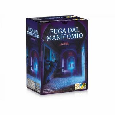 FUGA DAL MANICOMIO Gioco da Tavolo