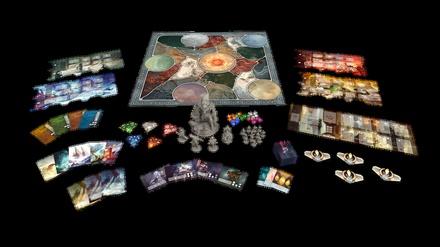ICAION (Kickstarter Edition) Gioco da Tavolo