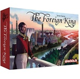 THE FOREIGN KING Gioco da Tavolo Italiano