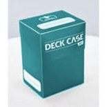 Deck Case Box 80+ Ultimate Guard Magic PETROL PETROLIO Porta Mazzo