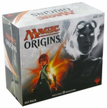 Fat Pack Magic ORIGINS Inglese Origini 9 Boosters 9 Buste