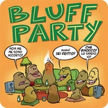 BLUFF PARTY Gioco da Tavolo