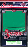 80 Card Barrier Kmc Magic SUPER SERIES GREEN Verde Bustine Protettive Buste 66x91