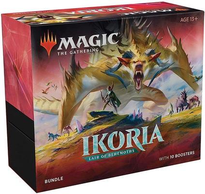 Bundle Magic IKORIA 10 Boosters Fat Pack Inglese