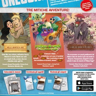Unlock - Mythic Adventures