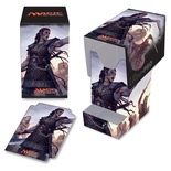 Deck Box Ultra PRO 100+ Magic COMMANDER 2016 TRAY SASKIA THE UNYIELDING Porta Mazzo