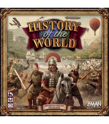 HISTORY OF THE WORLD Gioco da Tavolo