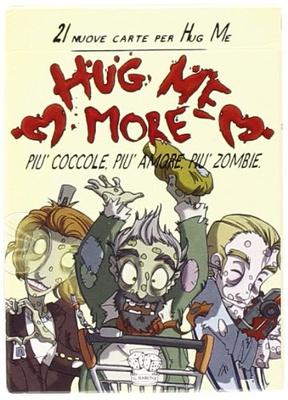 HUG ME MORE !!! Espansione Gioco da Tavolo Italiano