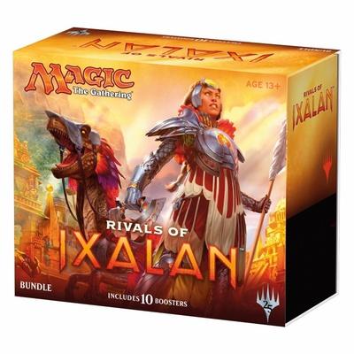 Bundle Magic RIVALS OF IXALAN - RIVALI DI IXALAN 10 Boosters Fat Pack