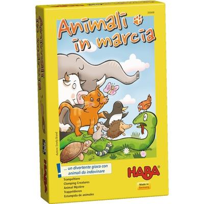ANIMALI IN MARCIA Gioco da Tavolo