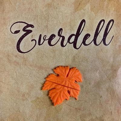 Everdell: Set 6x Supporto Foglia per Evento