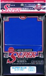 80 Card Barrier Kmc Magic SUPER SERIES BLUE Blu Bustine Protettive Buste 66x91