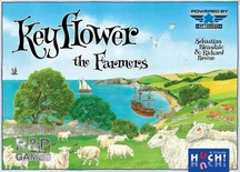 KEYFLOWER : THE FARMERS Gioco da Tavolo