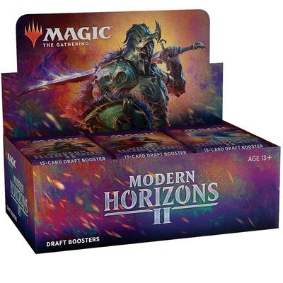 Box Magic MODERN HORIZONS II 36 Buste Booster Inglese