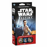 STAR WARS DESTINY : STARTER SET REY Deck Mazzo Italiano