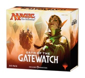 Fat Pack Magic OATH OF GATEWATCH Inglese Giuramento dei Druidi