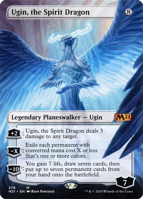 Ugin, the Spirit Dragon