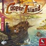 COOPER ISLAND + SOLO AGAINST COOPER Gioco da Tavolo