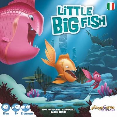 LITTLE BIG FISH Gioco da Tavolo