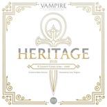 VAMPIRE THE MASQUERADE : HERITAGE (Kickstarter) Gioco da Tavolo