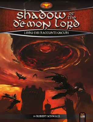 SHADOW OF THE DEMON LORD : LIBRO DEI RACCONTI OSCURI  Gioco di Ruolo