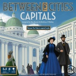 BETWEEN TWO CITIES : CAPITALS Espansione Gioco da Tavolo
