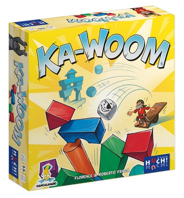 KA-WOOM Gioco da Tavolo