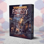 WARHAMMER FANTASY ROLEPLAY 4ED STARTER SET Gioco di Ruolo
