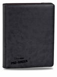 Album Ultra Pro PRO BINDER PREMIUM BLACK Nero Raccoglitore 9 Tasche 20 Pagine