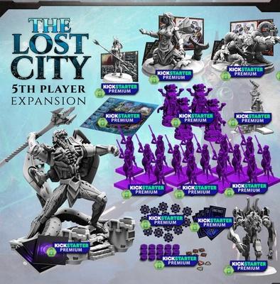 Lords of Hellas: Warlord Box