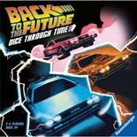 BACK TO THE FUTURE : DICE THROUGH TIME Gioco da Tavolo