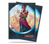 80 Sleeves Ultra Pro Magic KALADESH Saheeli Rai V5 Bustine Protettive