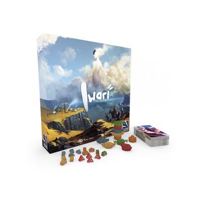 IWARI DELUXE (Kickstarter Edition) Gioco da Tavolo
