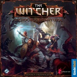 THE WITCHER Gioco Da Tavolo