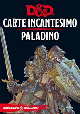 D&D 5ED : CARTE INCANTESIMO PALADINO Accessorio Gioco di Ruolo