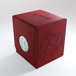 Deck Box KEYFORGE RED VAULT Porta Mazzo