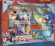 Pokemon Collezione HOENN COLLECTION Inglese Box Deck