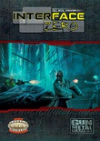 SAVAGE WORLDS : INTERFACE ZERO 2.0  Manuale Gioco di Ruolo